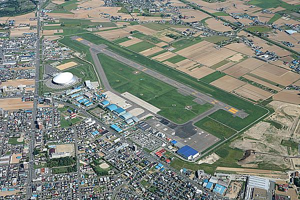 札幌飛行場(丘珠空港) |北海道開発局