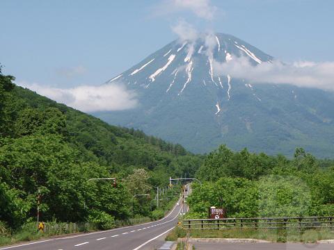 相川ビューポイントパーキング(喜茂別町)  北海道開発局