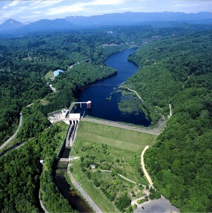 漁川ダムの概要 |札幌開発建設...